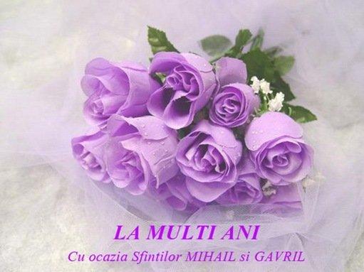 Mesaje de Mihail si Gavril