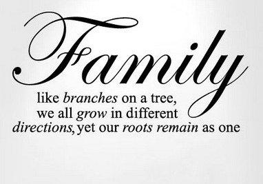 citate familie