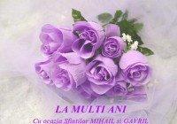 Felicitare de Sfintii Mihail si Gavril