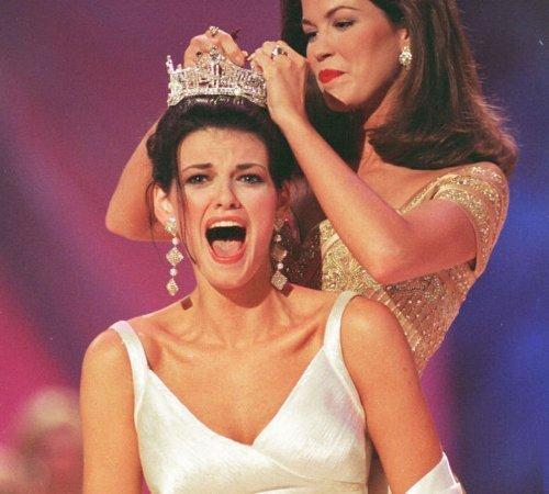Katherine Shindle Miss America 1998