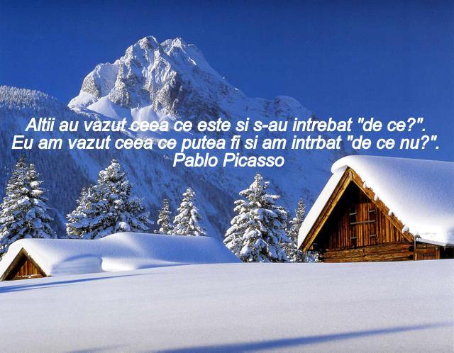 Citate Cu Fotografi : Citate frumoase despre iarna si proverbe love site