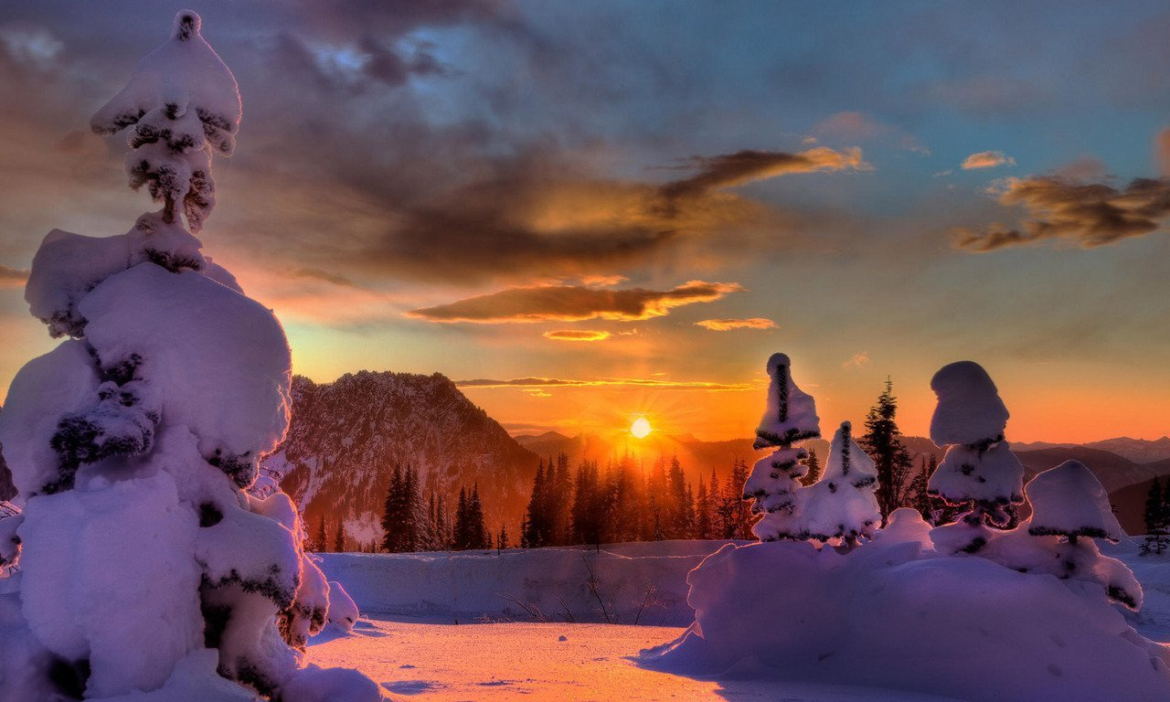 peisaje iarna098765678909876
