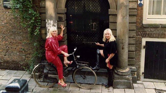 Louise și Martine Fokkens